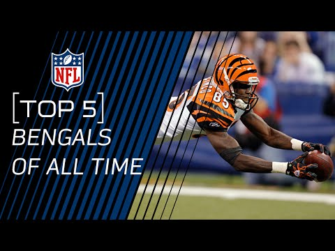 Top 5 Bengals of All Time | NFL