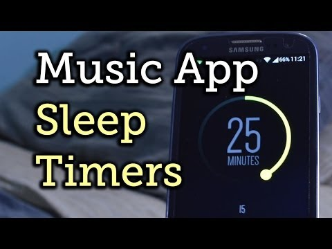 Add a Sleep Timer to Any Music Player on Your Samsung Galaxy S3 [How-To]