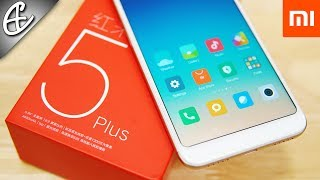 Xiaomi Redmi 5 Plus (18:9 Display | Snapdragon 625) Unboxing, Hands On & Benchmarks!