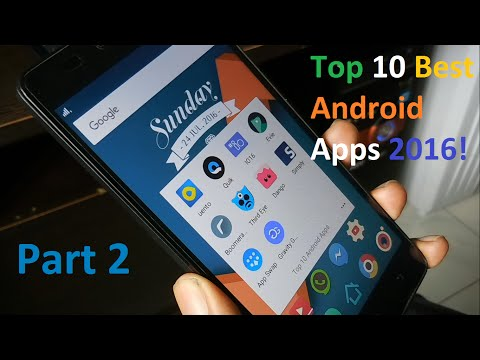 Top 10 Best Android Apps 2016! Part 2 #uento