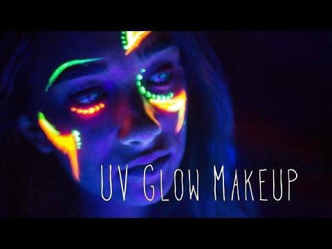 Glow- UV Makeup Ft. Photography Class