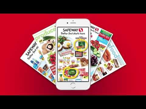 Safeway Mobile App: How it Works!