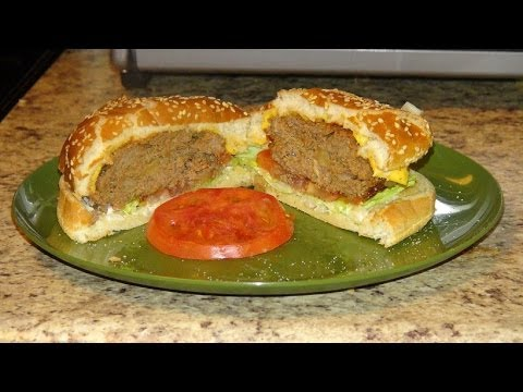 How to make Baked Hamburger