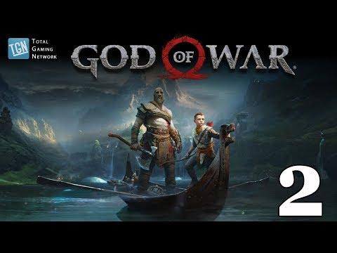 God of War (PS4) - Part 2