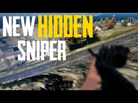 Battlegrounds - The New Sniper!