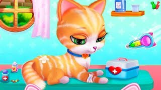 Мой ПУШИСТИК Заболел #6 Доктор для ЖИВОТНЫХ Забота О Котёнке Мультик Игра для детей