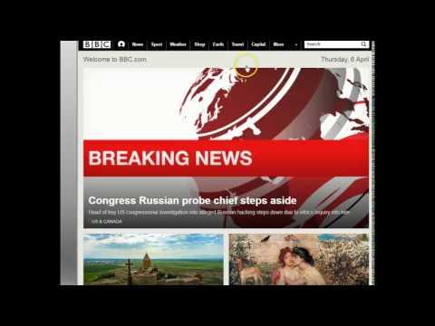 BBC iPlayer Ireland - Simple Steps