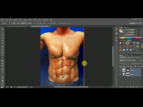 Six Pack Shortcuts Review in Photoshop