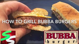 How To Grill Frozen Bubba Burgers Without A Grill