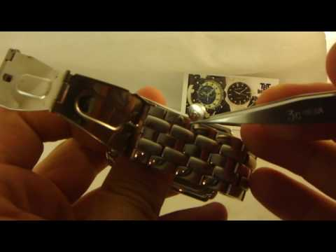 How to change a battery on a guess mens watch model 10587G1
