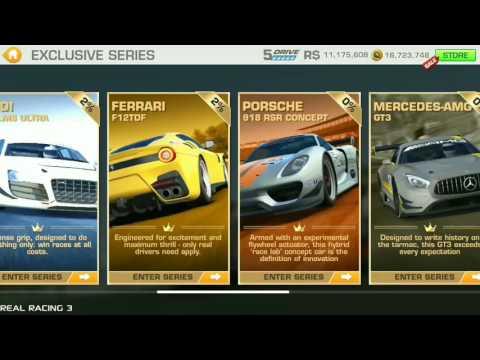 Audi R8 LMS Ultra - Exclusive Series - Tier 01 - Hockenheimring - Gameplay