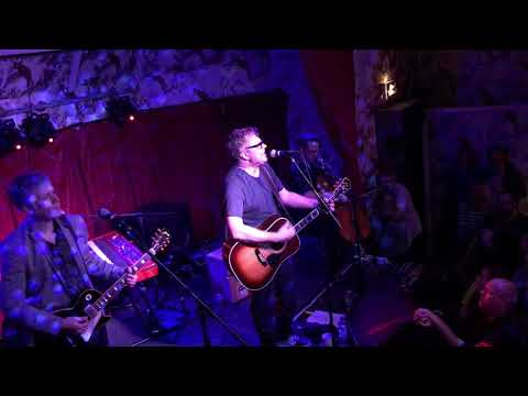 Steven Page WHAT A GOOD BOY live in Manchester, 2017 UK Tour with Gino Vanelli intro