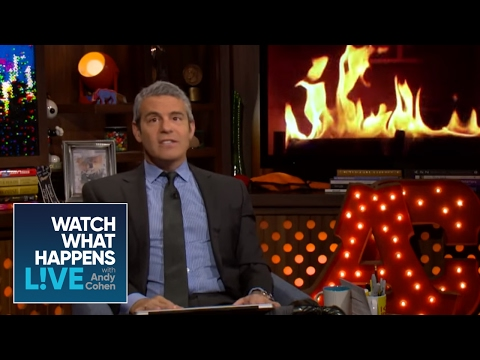 Andy Cohen On How To Tell If Your Boyfriend Is Gay | Dear Andy | WWHL
