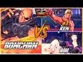 SFV AE ✪ BONCHAN (Sagat) vs KENPI (#1 Online Ken) & AIAI (Juri) | Ranked Sets ✪ SF5 TenSFV