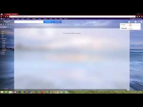 Create email ID/account (yahoo/ymail)