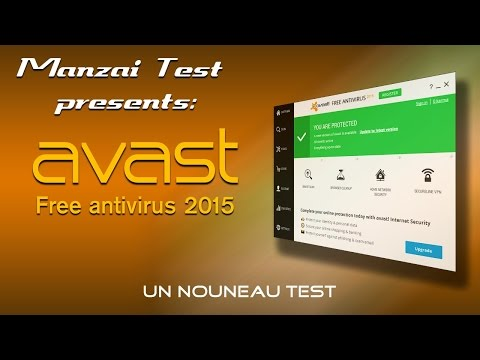 [Exclusif - Test Musical] Avast Free Antivirus 2015 v10 Finale