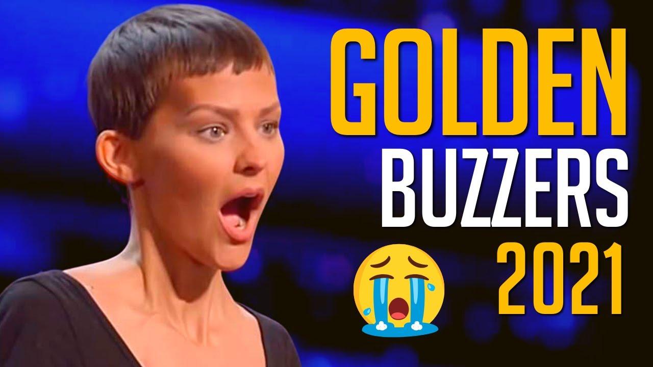 ALL 6 Golden Buzzers on America's Got Talent 2021!
