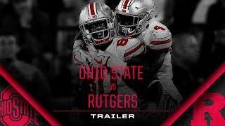Ohio State Football: Rutgers Trailer