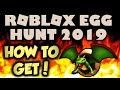 How To Get quotEmerging DrEGGonquot ROBLOX EGG HUNT 2019