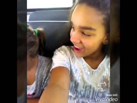 Bus vlog with Ava!😍