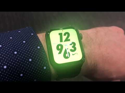 Apple Watch Nike+, Series 4, Unboxing + First Look