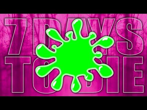 ZOMBIE GOO! ★ 7 Days to Die (21): Zombies (Zombie Games)
