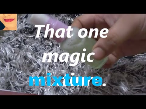 That magic mixture..| all about skin and makeup