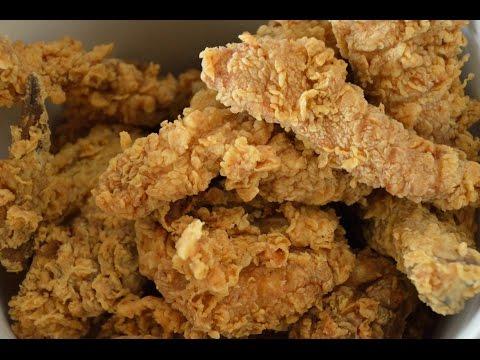 KFC Chicken Original Recipe - How To Make KFC Fried Chicken at Home?