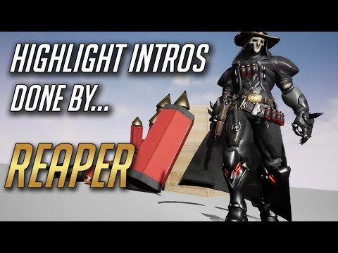 Reaper Does All Highlight Intros and Dances