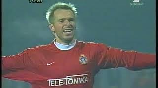 2002.11.14 Wisła Kraków - AC Parma 4:1