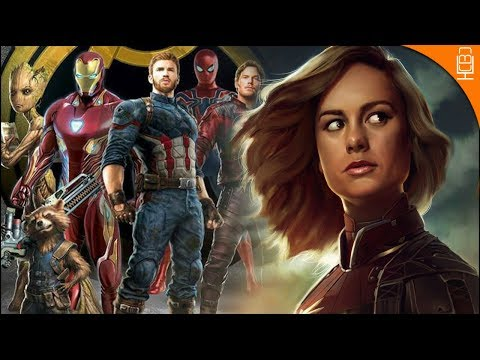 HOW Captain Marvel Leads into Avengers 4 insane Theory