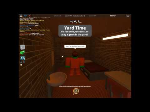 How to get a taser or keycard as a prisoner on jailbreak without pickpocketing