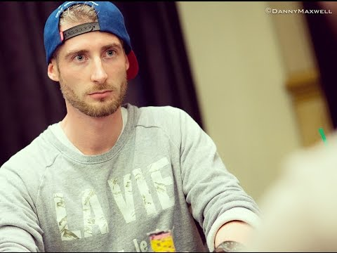 POKER PRO RORY BROWN SHARES THE SECRETS OF HIS SUCCESS