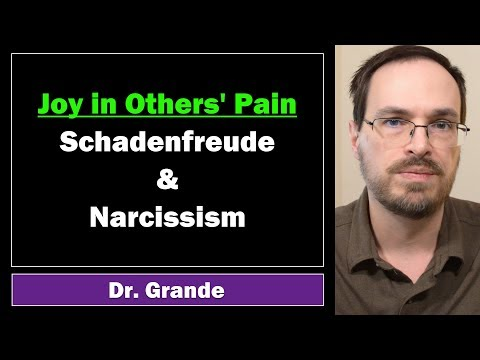 Schadenfreude & Narcissism | Joy in the Pain of Others