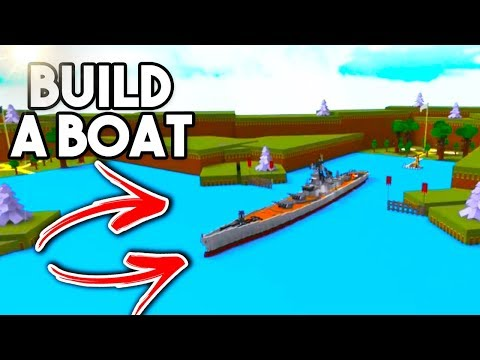 THIS BOAT WILL BLOW YOUR MIND!   Build A Boat For Treasure ROBLOX