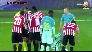 Athletic Club vs Barcelona [2-1][05/01/2017][Copa del Rey | Octavos] EL BARÇA JUGA A RAC1