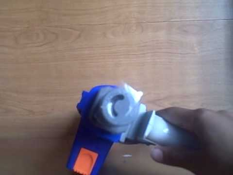 How to make a Nerf Gun Silencer