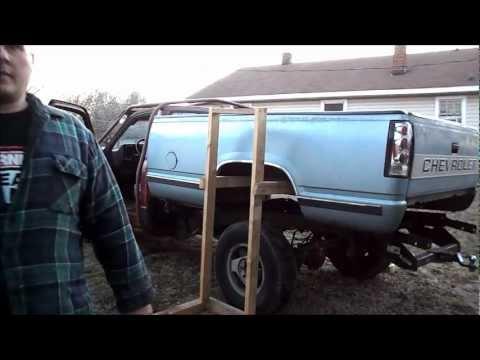 S10 Fuel Pump Replacement Part 1