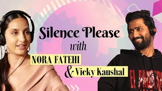 FUNNIEST SILENCE PLEASE FT. Vicky Kaushal & Nora Fatehi | PACHTAOAGE |T-Series