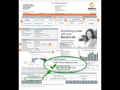 How to Enroll Meralco Bill in BPI Express Online