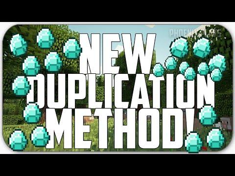 Minecraft Console: *NEW* Minecraft TU29 Duplication Glitch - TU29 Duplication Glitch Tutorial.