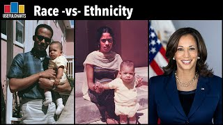 Kamala Harris Family Tree   What's the Difference Between Race \u0026 Ethnicity?