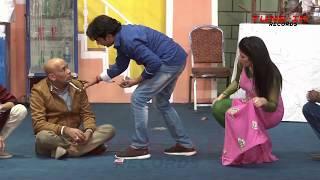 Akram Udas || Sakhawat Naz || Best Performance || New Stage Drama 2019