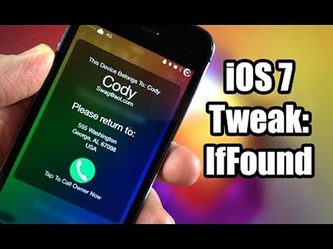IfFound-iOS8-MAKES RETURNING YOUR DEVICE EASIER