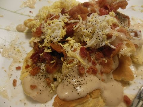 How to make Biscuits and Gravy (Bacon Gravy!)