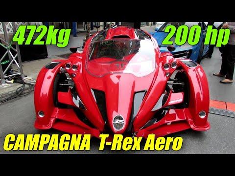 2013 T-Rex Aero 3S by Anibal Automotive Design - Peel Paddock 2013 - Montreal Formula 1 Weekend