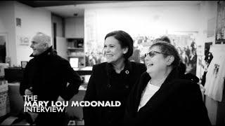 Interview with Mary Lou McDonald Sinn Féin President