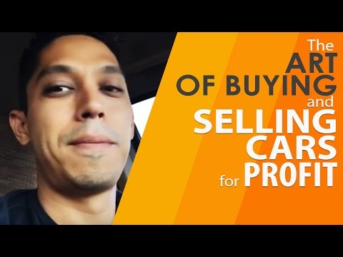 How I started flipping cars for profit in Hawaii - The art of buying and selling cars for profit