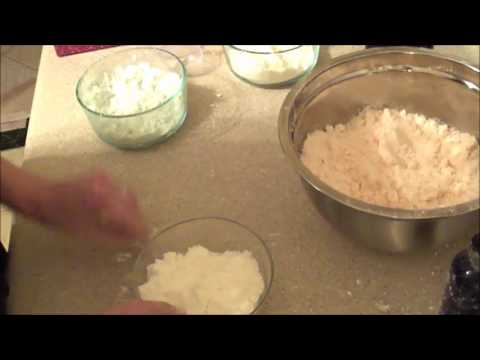 How to easily make Bath Bombs~ with Recipe!