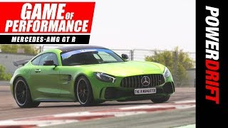Mercedes AMG GT R : The Ringmaster : Michelin Game of Performance : PowerDrift